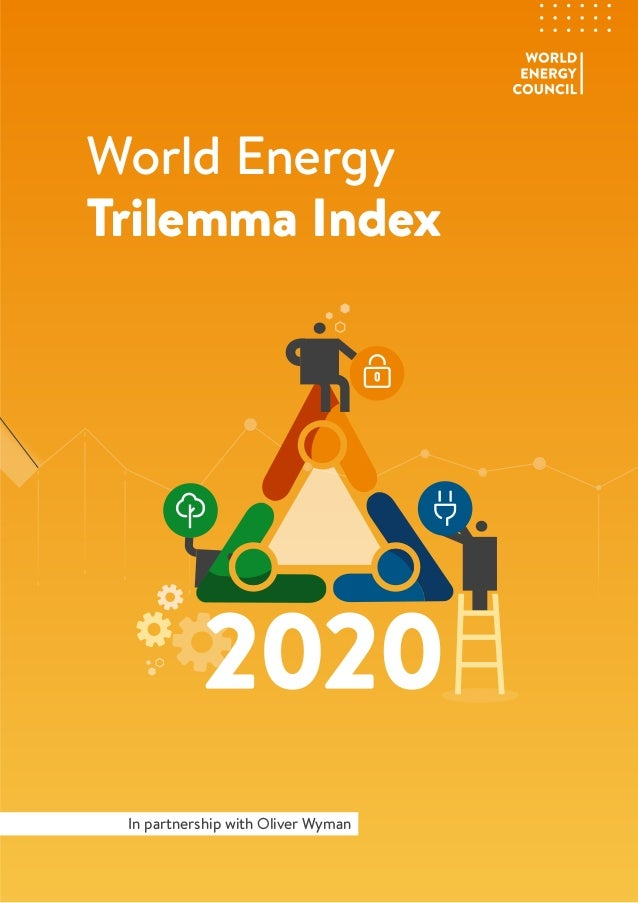 In partnership with Oliver Wyman World Energy Trilemma Index
