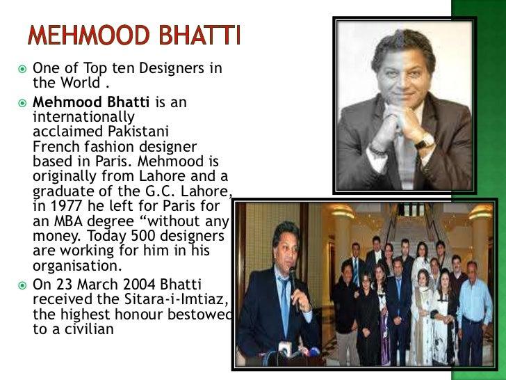 World Famous Pakistani