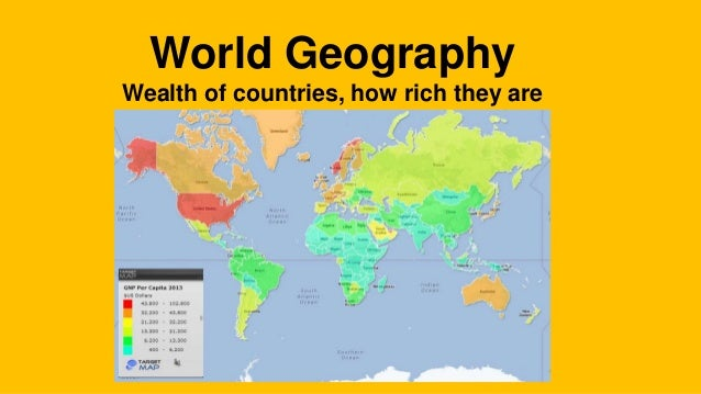 World Geography - World geography countries