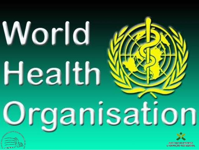 History  It was founded on 7th April 1948 – the first World Health Day  It is a member of the United Nations Development...