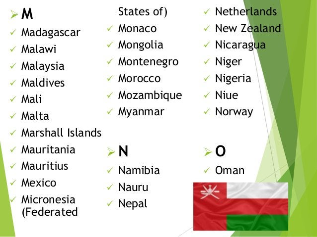  P  Pakistan  Palau  Panama  Papua New Guinea  Paraguay  Peru  Philippines  Poland  Portugal  Q  Qatar  R  R...