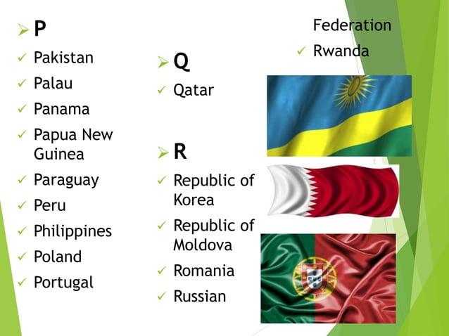  S  Saint Kitts and Nevis  Saint Lucia  Saint Vincent and the Grenadines  Samoa  San Marino  Sao Tome and Principe ...