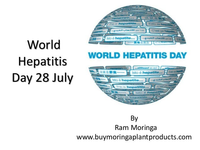 World hepatitis day 28 july rammoringa