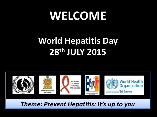 World hepatitis day 2015 introduction and overview theme prevent hepatitis its up to youtheme prevent hepatitis its up to thecheapjerseys Gallery