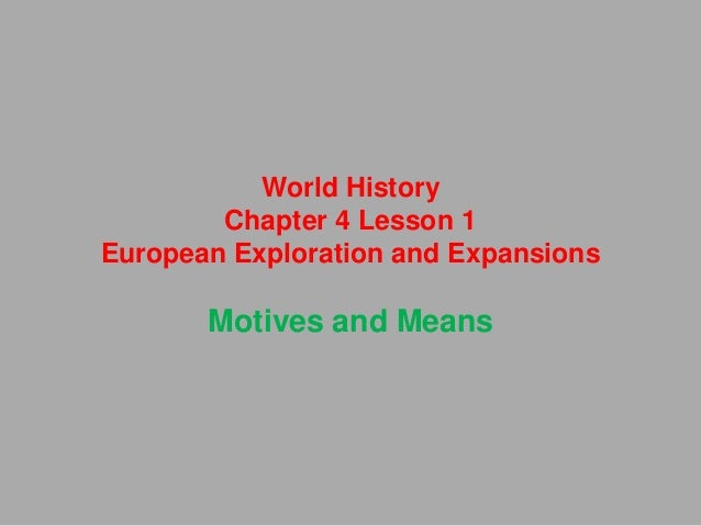 motives for european expansions This paper offers comprehensive crosscountry evidence on the motives that drive fdi location in the european union and examines how these motives differ between 'old' and 'new' eu member states specifically, the paper examines three main motives for fdi: market-seeking, resource-seeking and.
