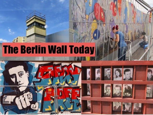 Top 10 books about the Berlin Wall