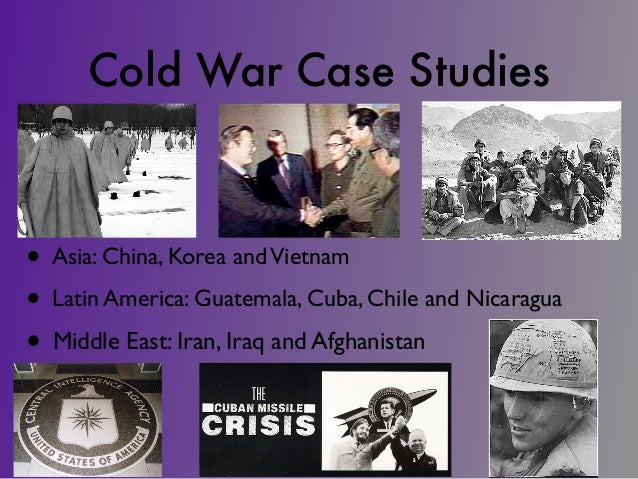 an introduction to the history of the origins of the cold war Not long after world war ii ended in 1945, new hostilities emerged between the  united states and the soviet union known as the cold war, this conflict began.