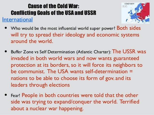 an introduction to the history of the origins of the cold war The first, often termed 'the new cold war history', is the attempt to correct the   this is less well known to non-cold war historians and is only just beginning to.