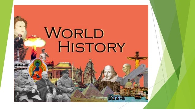 Welcome to the History of the World My name is Alfred. Please call me Sir Alfred. I will be your world history teacher f...