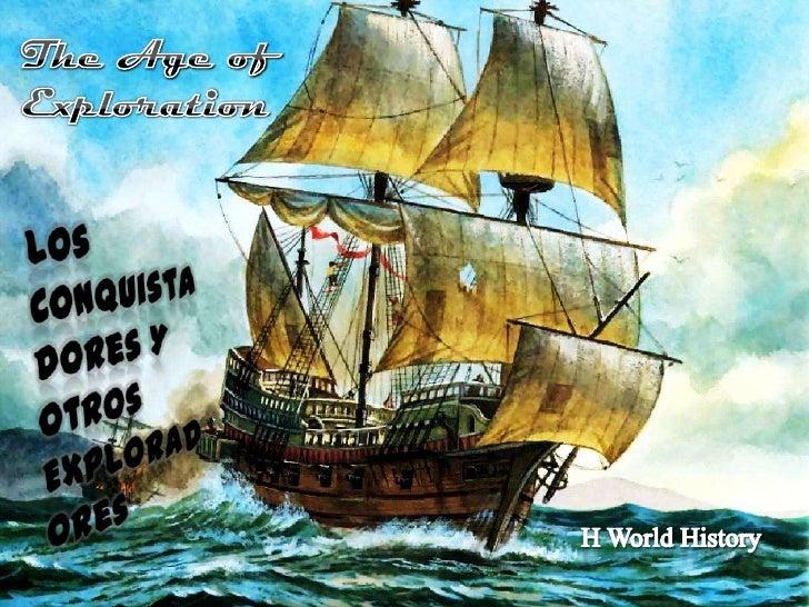 Age of Exploration- Famous Explorers