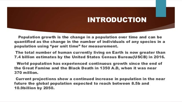 world population and population i introduction Introduction in the year 1900, belgium and the philippines had more or less the  same population, around 7 million people by the.