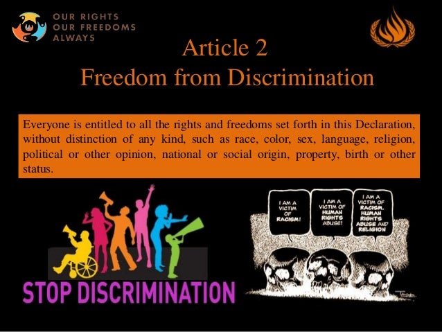 racism rights and freedoms in america The civil rights movement: 1968—2008  and latin america,  help students see that racism is not simply a matter of individual behavior or belief.