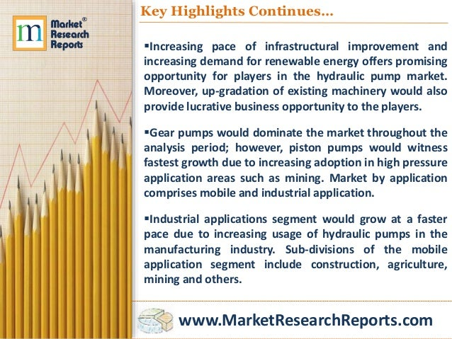 opportunity in industrial pumps market in Energy‐efficiency policy opportunities for reduced electric power use in industrial‐size pump energy‐efficiency policy opportunities for.