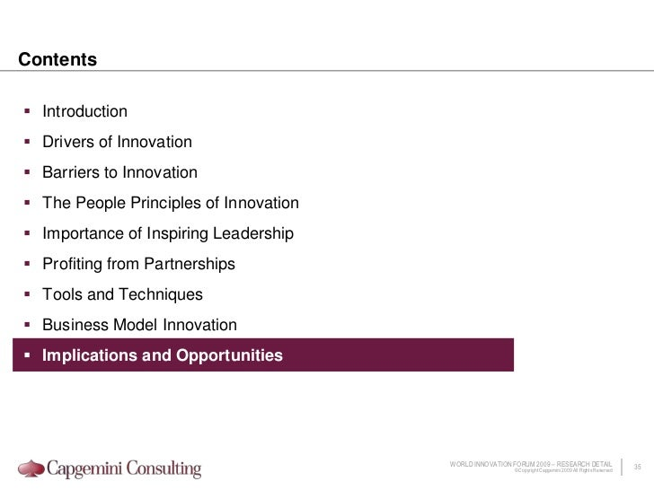 The extended ecosystem expands the context within which to innovate new business models