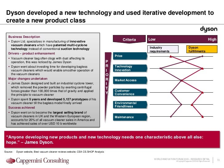 Companies must balance the benefits of a dedicated division, vs. silo'ing innovation as something for which only one group...
