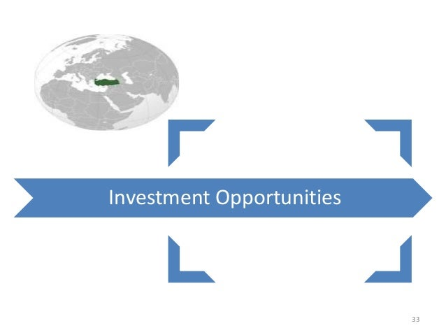 Investment Opportunities 33