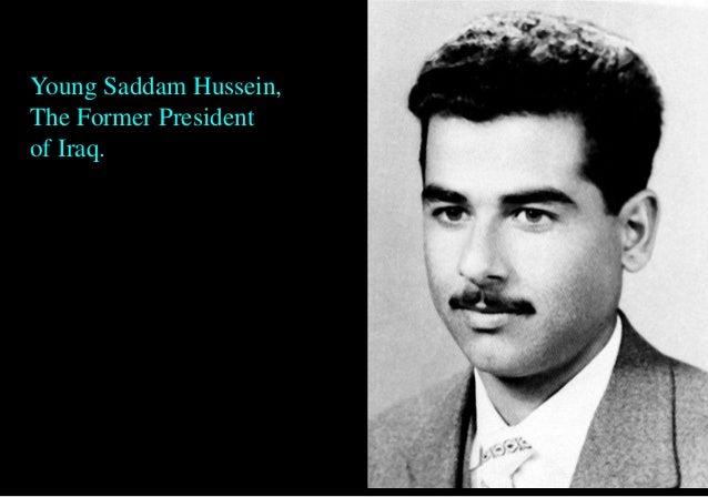 analysis of adolf hitler and saddam hussein essay Globalist analysis previous next saddam hitler  mr rumsfeld drew a parallel between adolf hitler and saddam hussein.