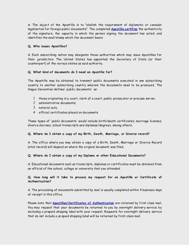 World legalization faq document authentication uae for Consul authentication