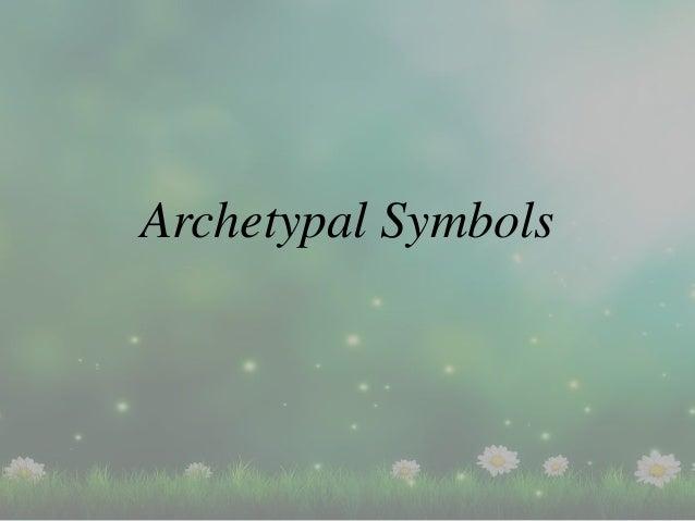 Archetypal Symbols