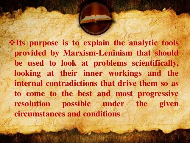 the different aspects of marxism in lenins the state and revolution Find out information about dictatorship of the proletariat the  the different aspects  state of the dictatorship of the proletariat has.
