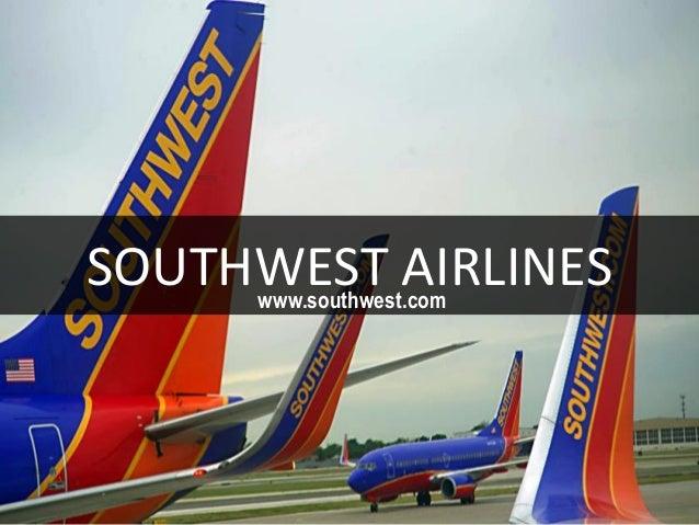 SOUTHWEST AIRLINESwww.southwest.com