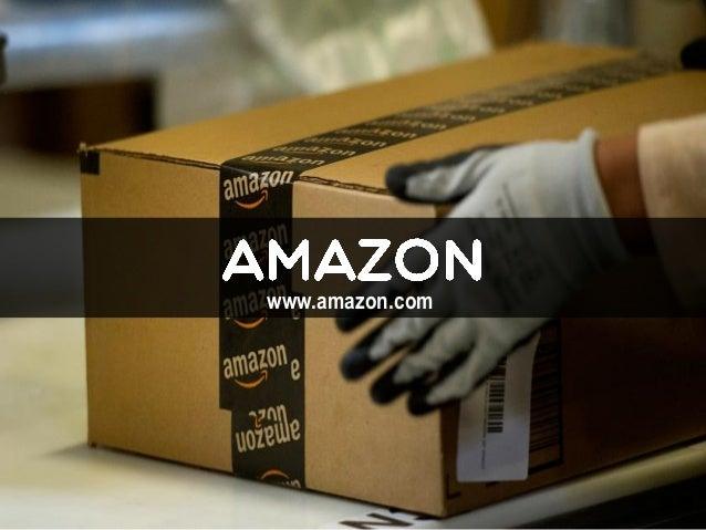 Headquarters: Seattle, WA Website: www.amazon.com www.amazon.com