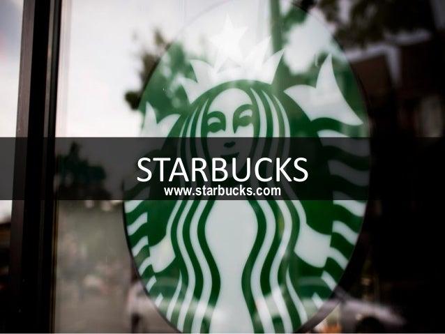 STARBUCKSwww.starbucks.com