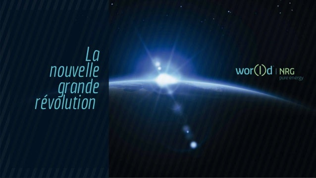 Lanouvellegranderévolutionpure energy