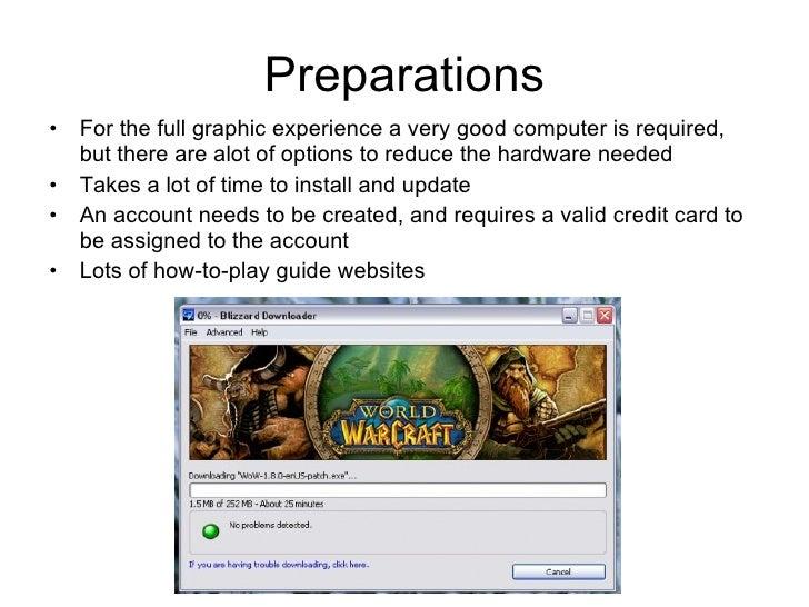 world of warcraft help websites
