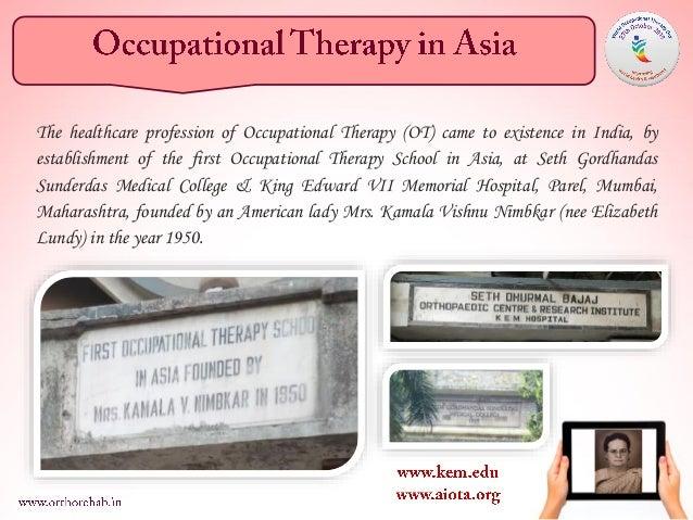 World OT Day OT Awareness Presentation Punita V. Solanki Slide 2