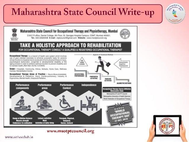 World OT Day OT Awareness Presentation Punita V. Solanki Slide 3