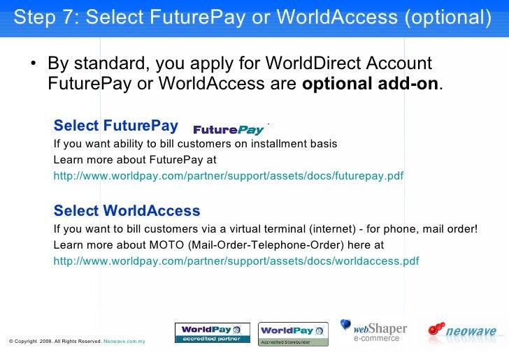 Worldpay Ap Limited Berweisung