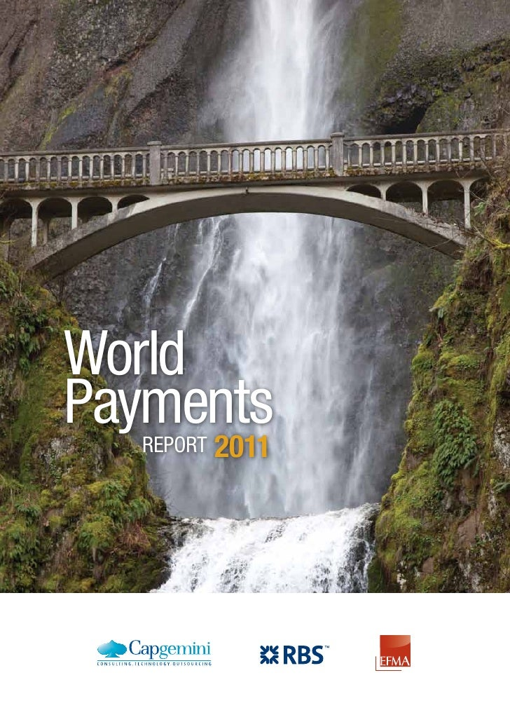 WorldPayments  REPORT   2011