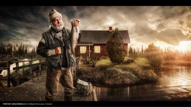 PORTAIT: GOLD MEDAL:Onni Wiljami Kinnunen, Finland