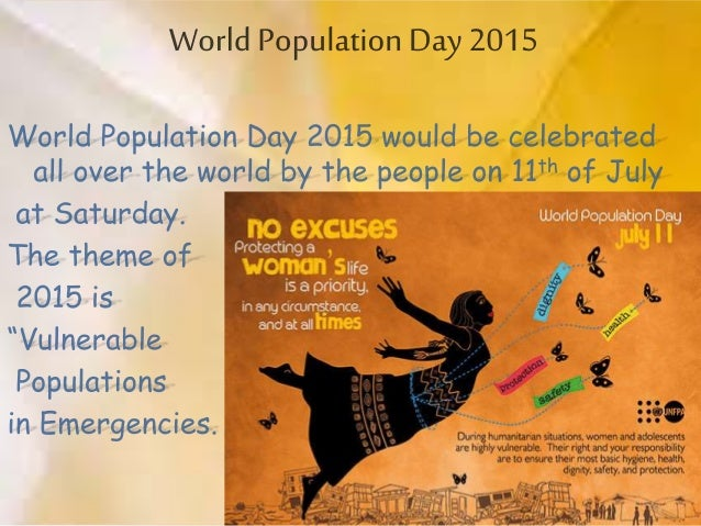 world population day 7