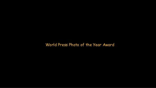 World Press Photo of The Year Award 2018: Winners Slide 2