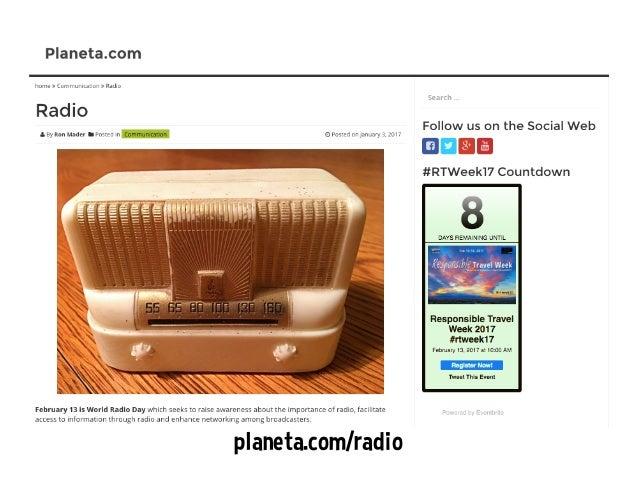 World Radio Day Slide 3