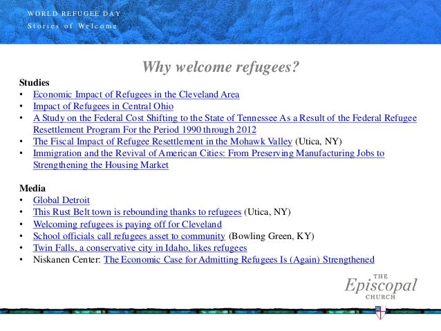 Cleveland Welcomes Republicans, And Refugees | Here & Now