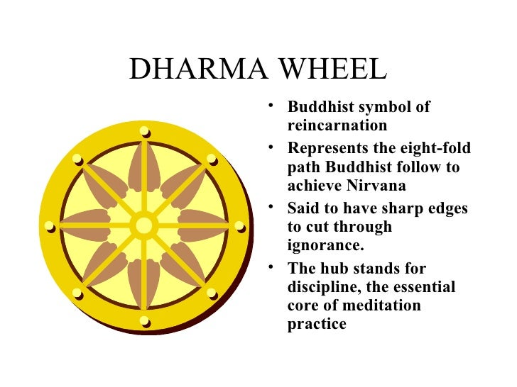 Dharma Wheel Eightfold Path | www.imgkid.com - The Image ...