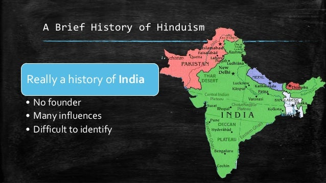 an introduction to the history of hinduism Asian religions — an introduction to the study of hinduism, buddhism, islam,   kenneth w morgan is professor of history and comparative religions at colgate.