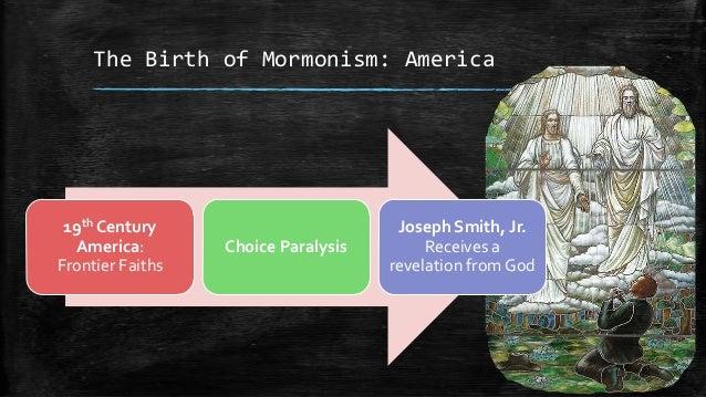 World Religions - Mormonism - JR  Forasteros