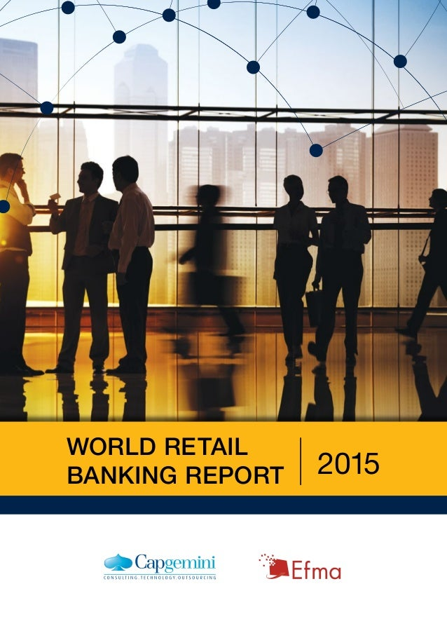 WORLD RETAIL BANKING REPORT 2015