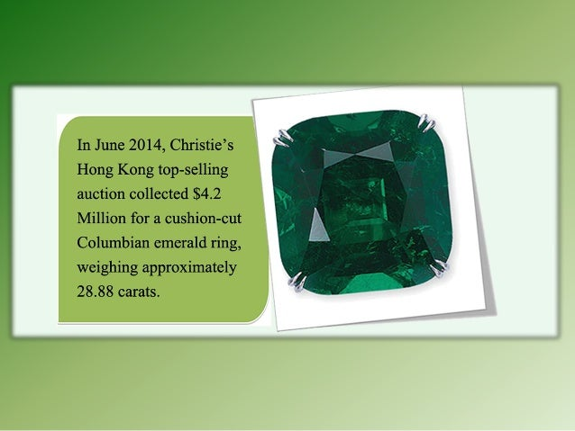 Worlds Most Expensive Emerald Jewelry