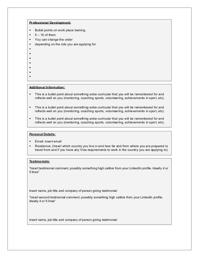 Free template for the worlds best change management CV Probably – Change Management Template Free