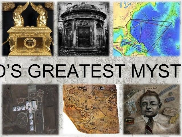 D'S GREATEST MYSTE