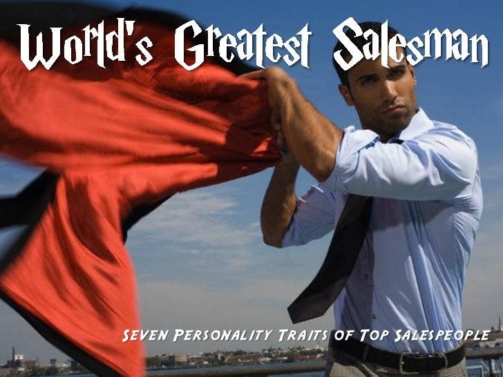 Worlds Greatest Salesman