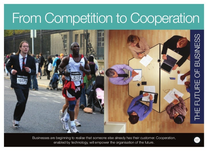 From Competition to Cooperation                                                                                           ...