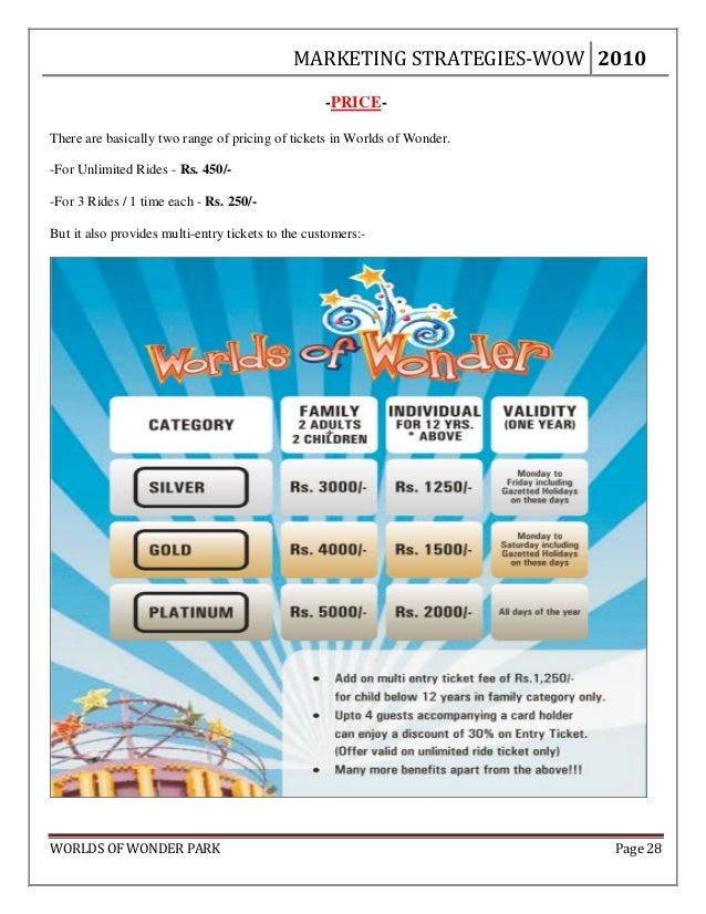 wow water park noida ticket price 2019