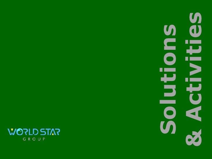 Company profile14 February 2011                           & Activities                            SolutionsGeneral Introdu...
