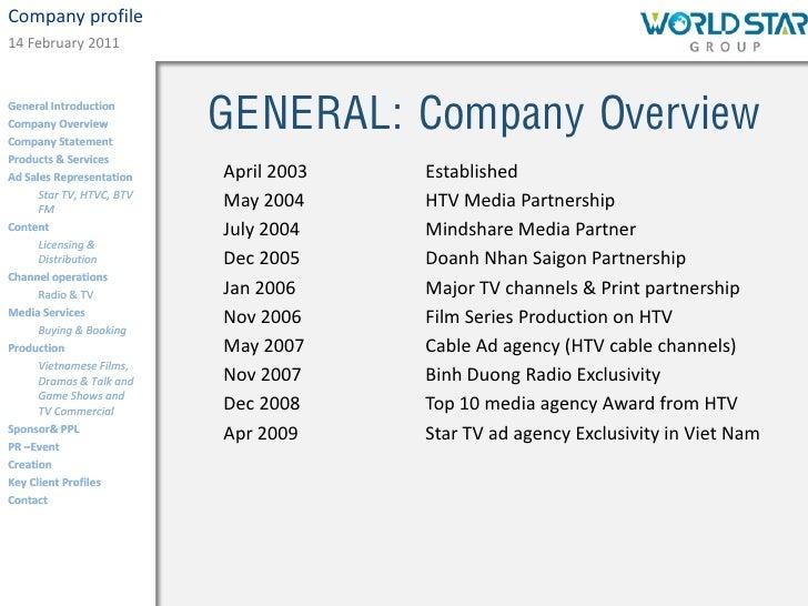 World star agency Slide 2